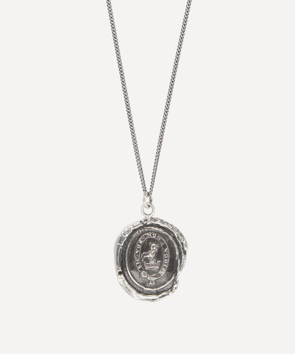 Pyrrha - Devoted Father Necklace