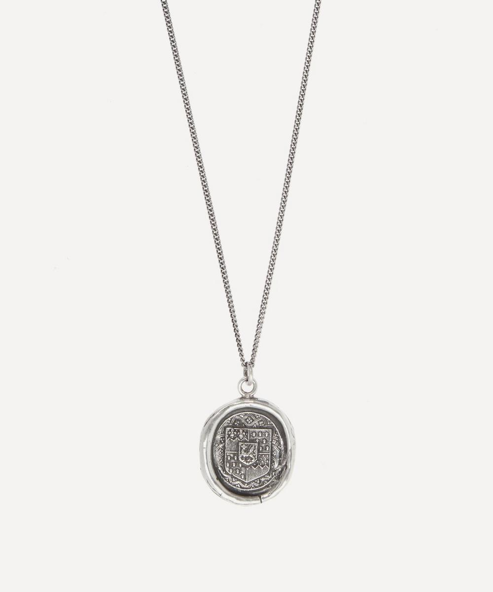 Pyrrha - Heart Of Courage Necklace