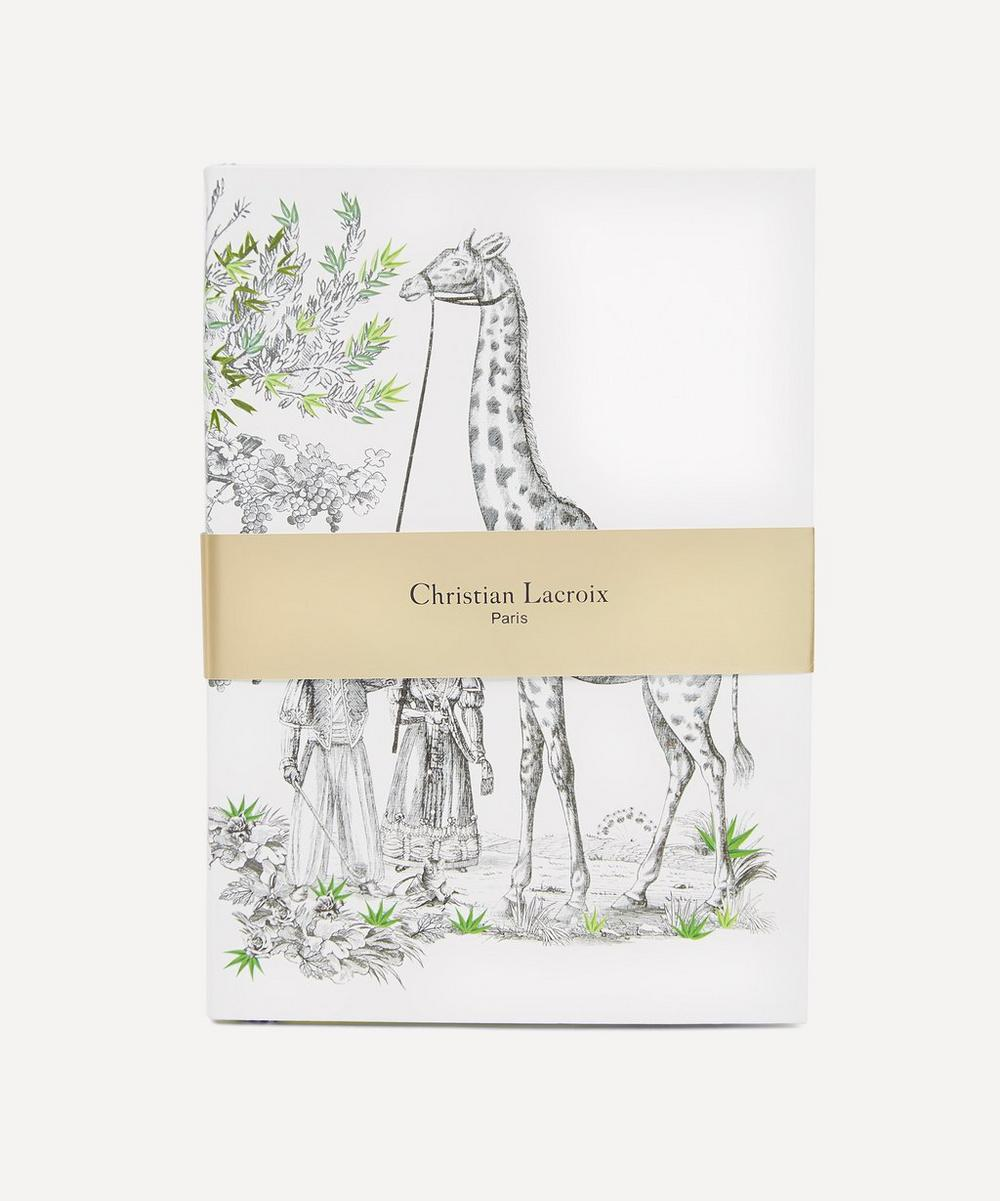 Christian Lacroix Papier - Exotisme A5 Softcover Notebook