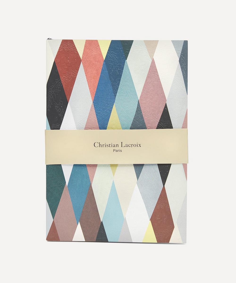 Christian Lacroix Papier - Mascarade Arlequin A5 Paseo Notebook