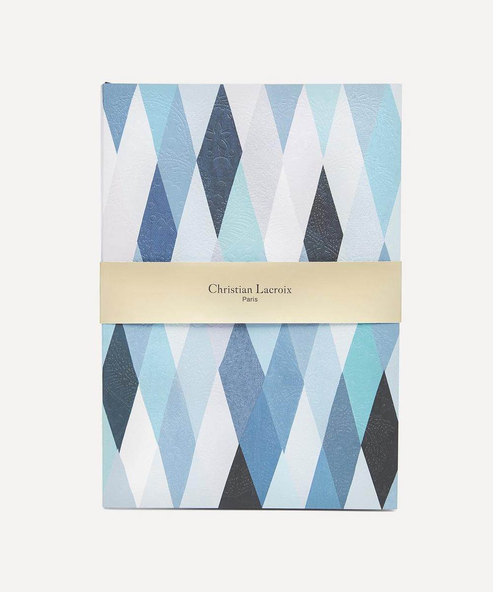 Christian Lacroix Papier - Mascarade Nuit B5 Paseo Notebook