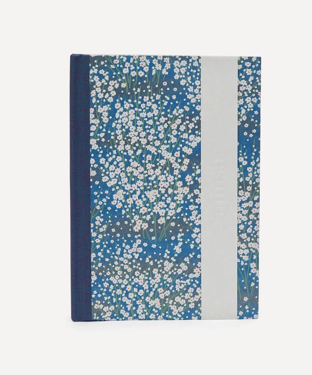 Esmie - White Blossom Medium Journal