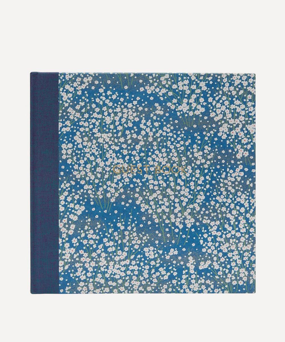 Esmie - White Blossom Guest Book