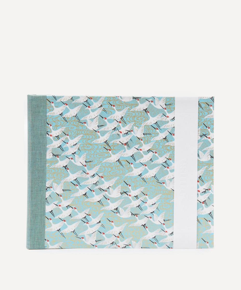 Esmie - White Cranes Medium Landscape Album