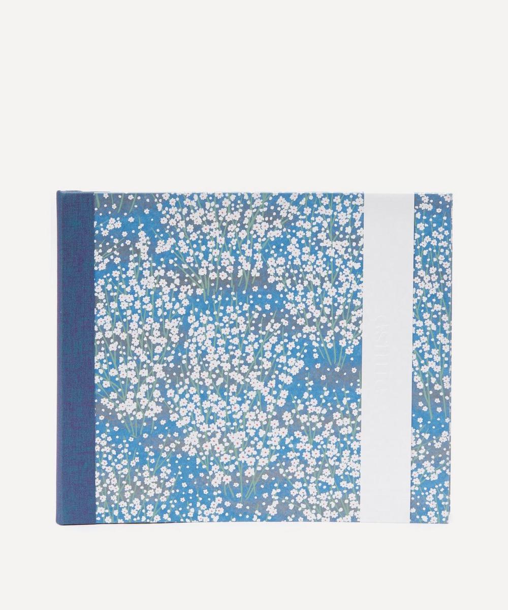 Esmie - White Blossom Medium Landscape Album