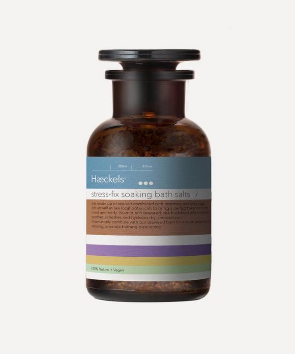 Haeckels - Stress-Fix Soaking Salts 250ml
