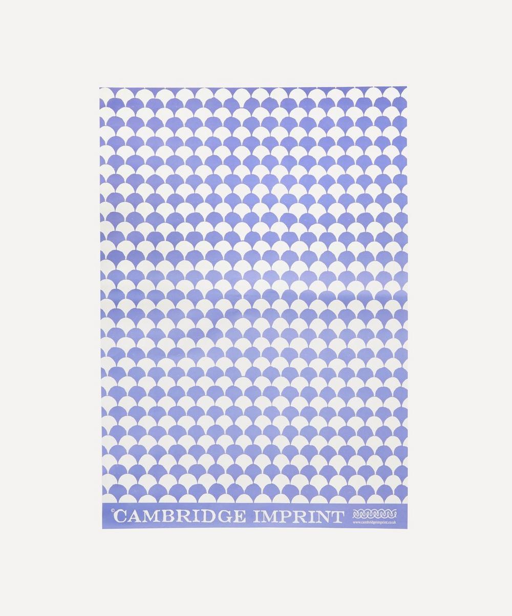 Cambridge Imprint - Clamshell Paper Sheet