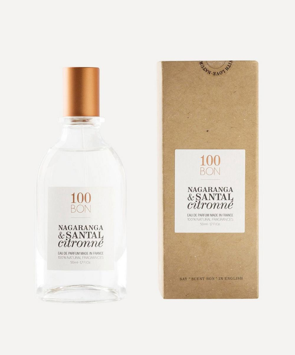100 Bon - Nagaranga and Santal Citronné Eau de Parfum 50ml
