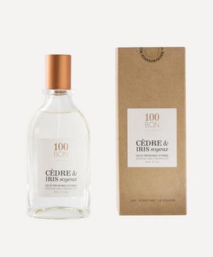 Cèdre and Iris Soyeux Eau de Parfum 50ml