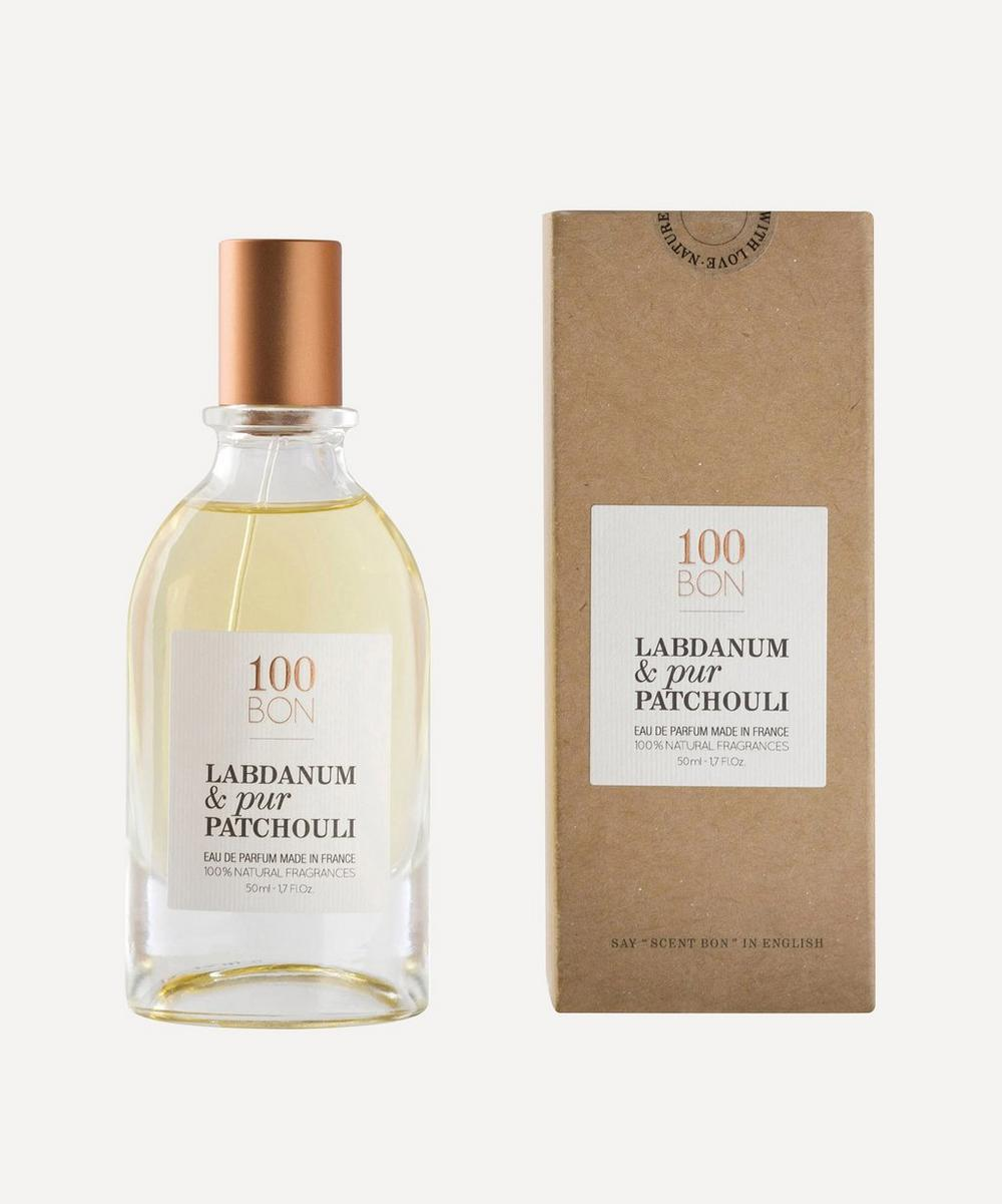 100 Bon - Labdanum and Pur Patchouli Eau de Parfum 50ml