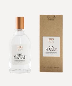 Eau de Thé and Gingembre Eau de Parfum