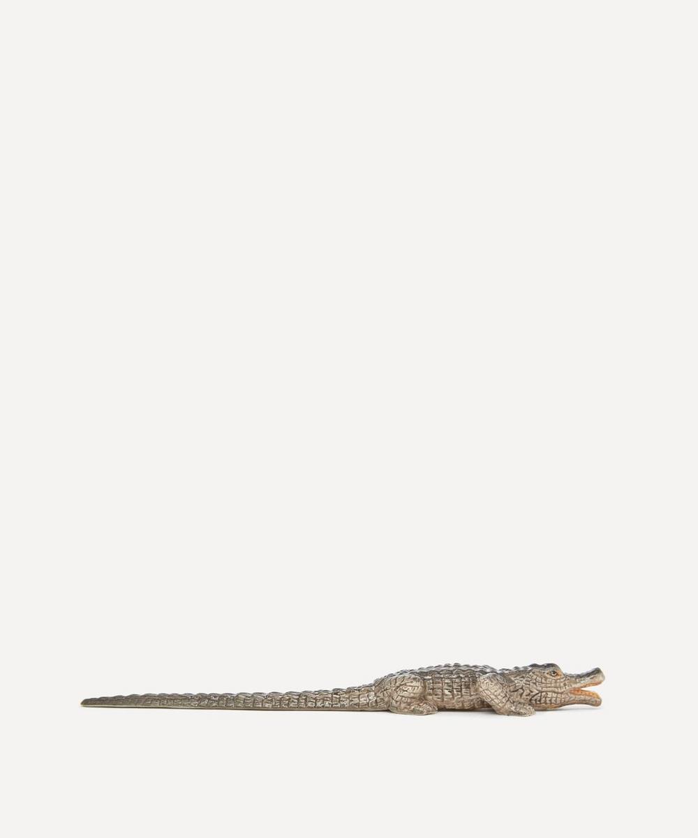 Nach Bijoux - Crocodile Letter Opener