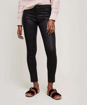 Mid Rise Super Skinny Jeans