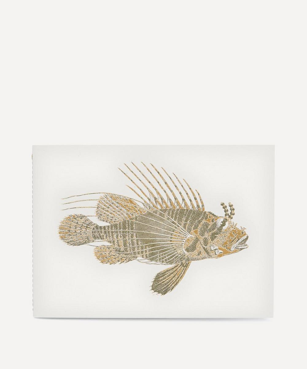 Rossi 1931 - Scorpion Fish A5 Notebook