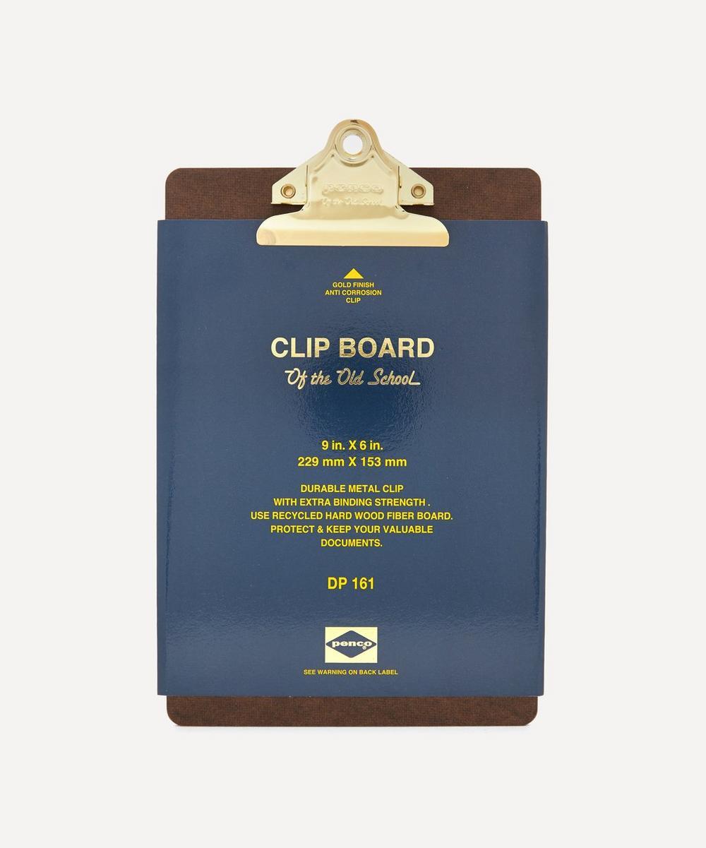 Notable Designs - A5 Old School Clip Board