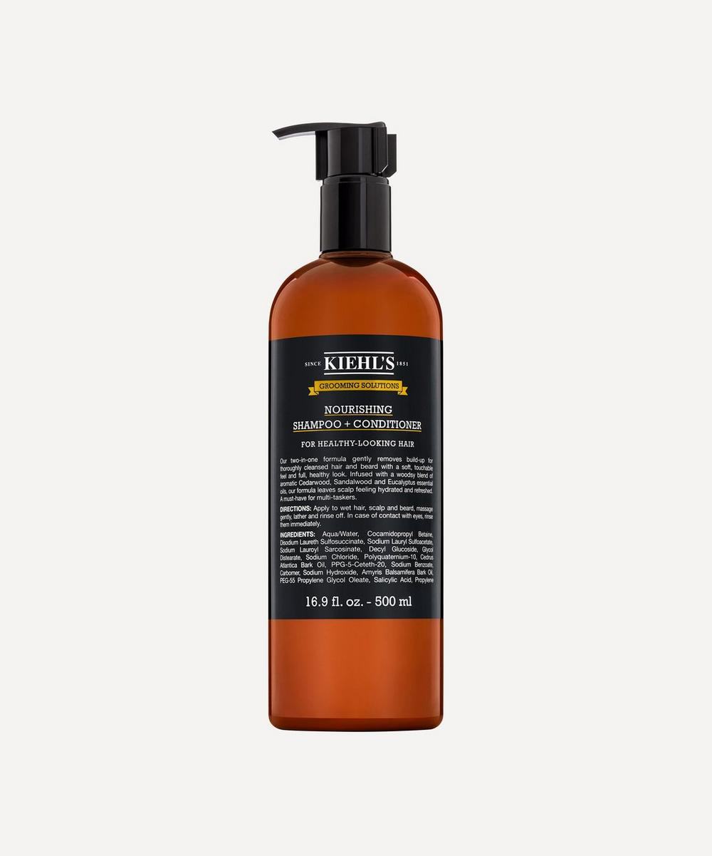 Kiehl's - Grooming Solutions Nourishing Shampoo and Conditioner 500ml