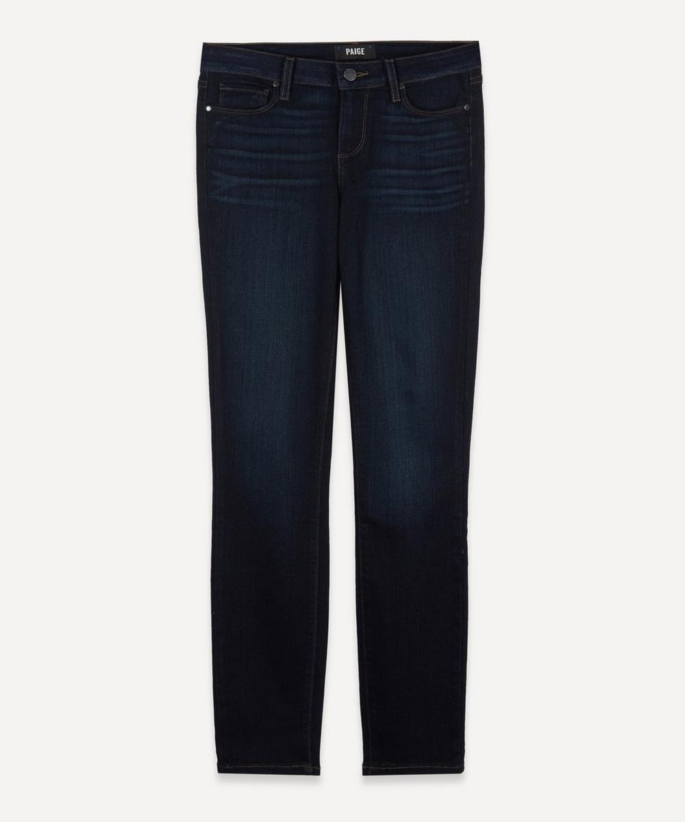 Paige - Verdugo Ankle Mid Rise Super Skinny Jeans