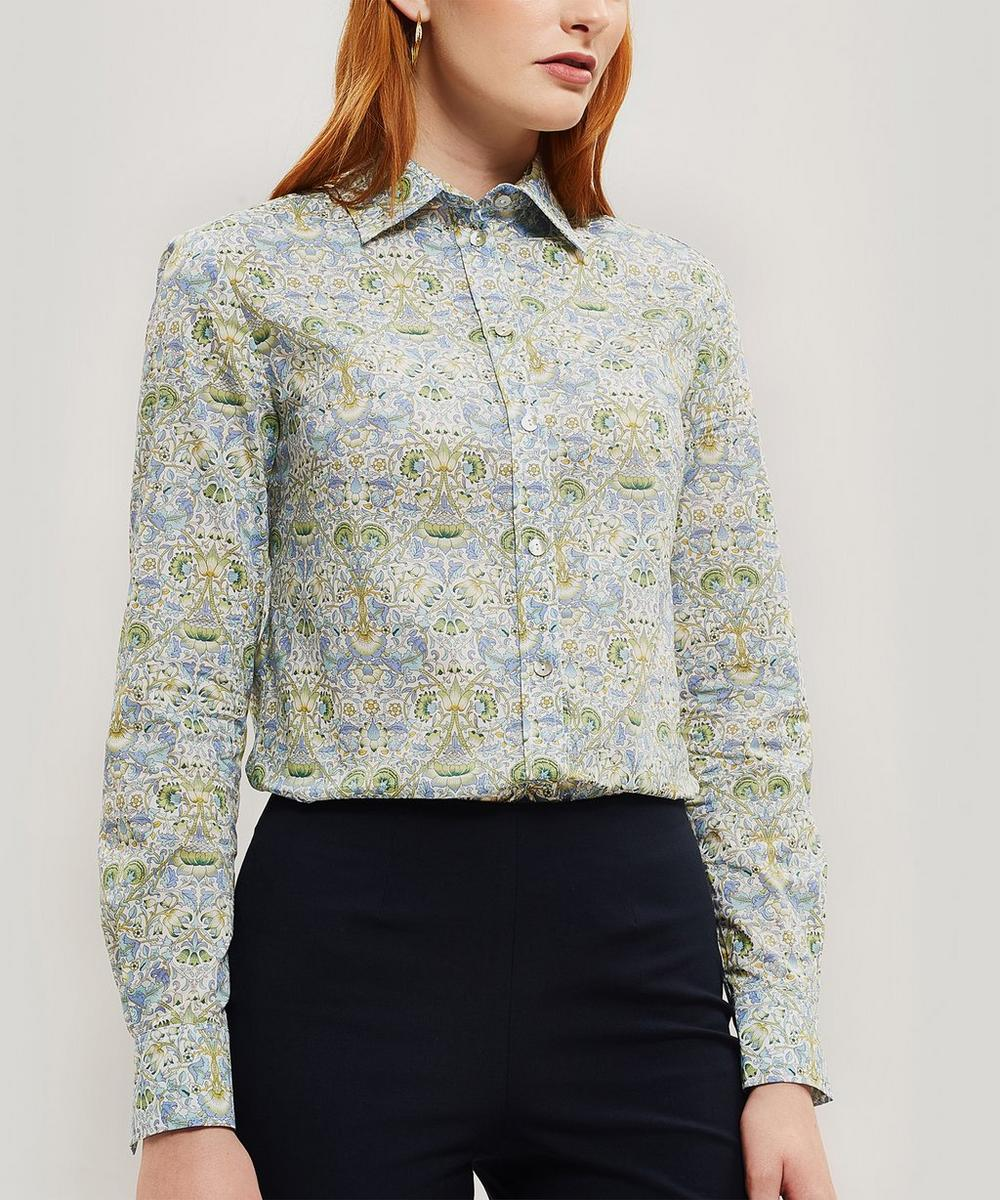 Liberty London - Lodden Tana Lawn™ Cotton Camilla Shirt