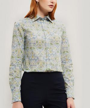 Lodden Tana Lawn™ Cotton Camilla Shirt