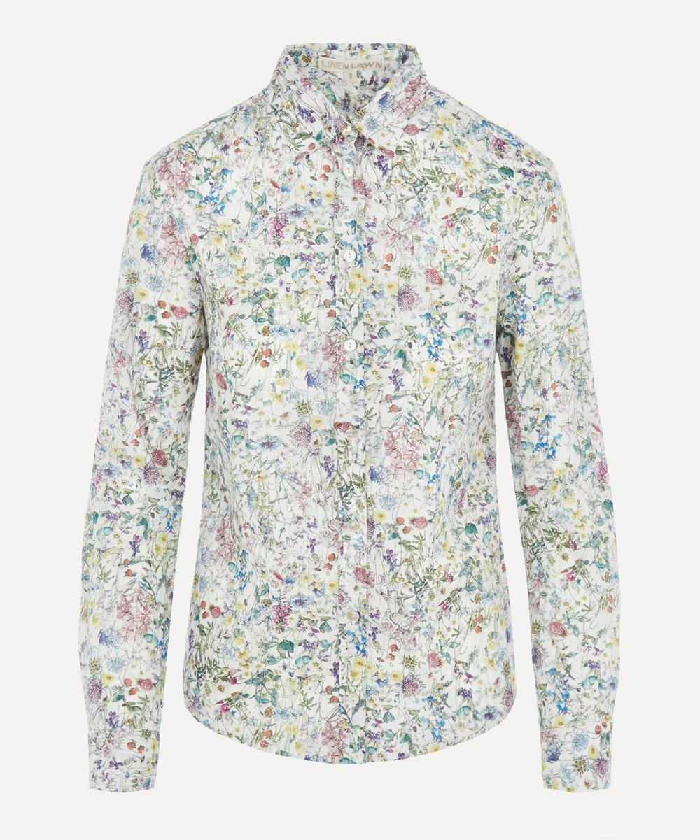 Liberty - Wild Flowers Tana Lawn™ Cotton Camilla Shirt