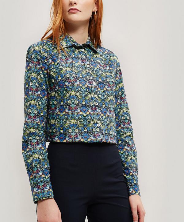 Liberty - Strawberry Thief Camilla Shirt