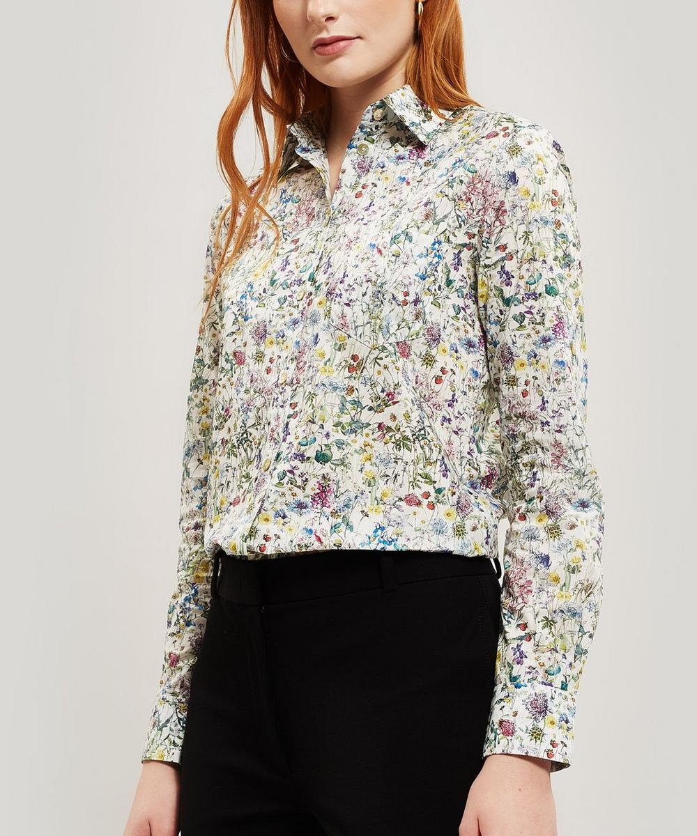 Liberty London - Wild Flowers Tana Lawn™ Cotton Bryony Shirt