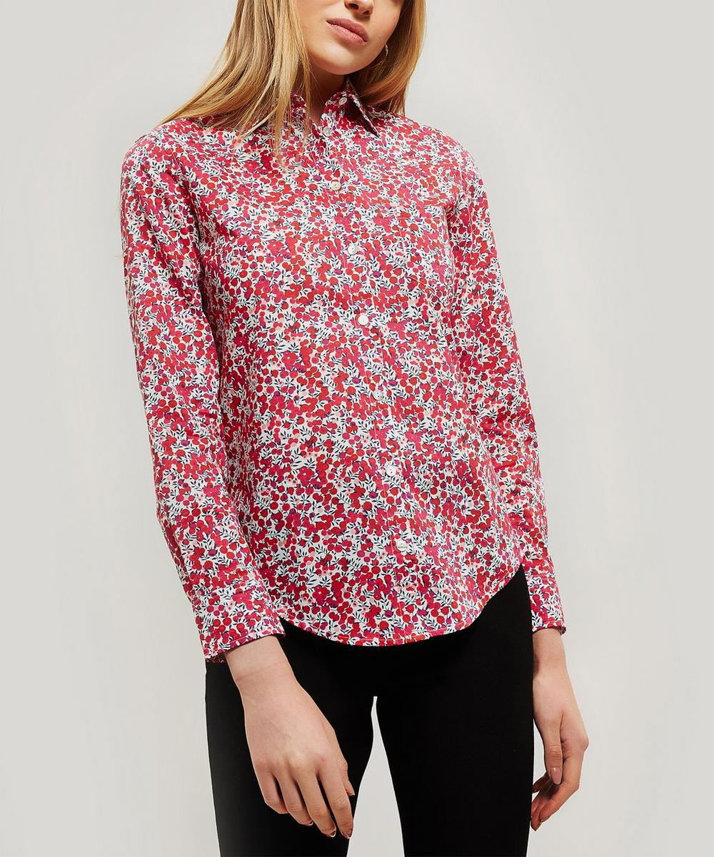 Liberty London - Wiltshire Tana Lawn™ Cotton Bryony Shirt
