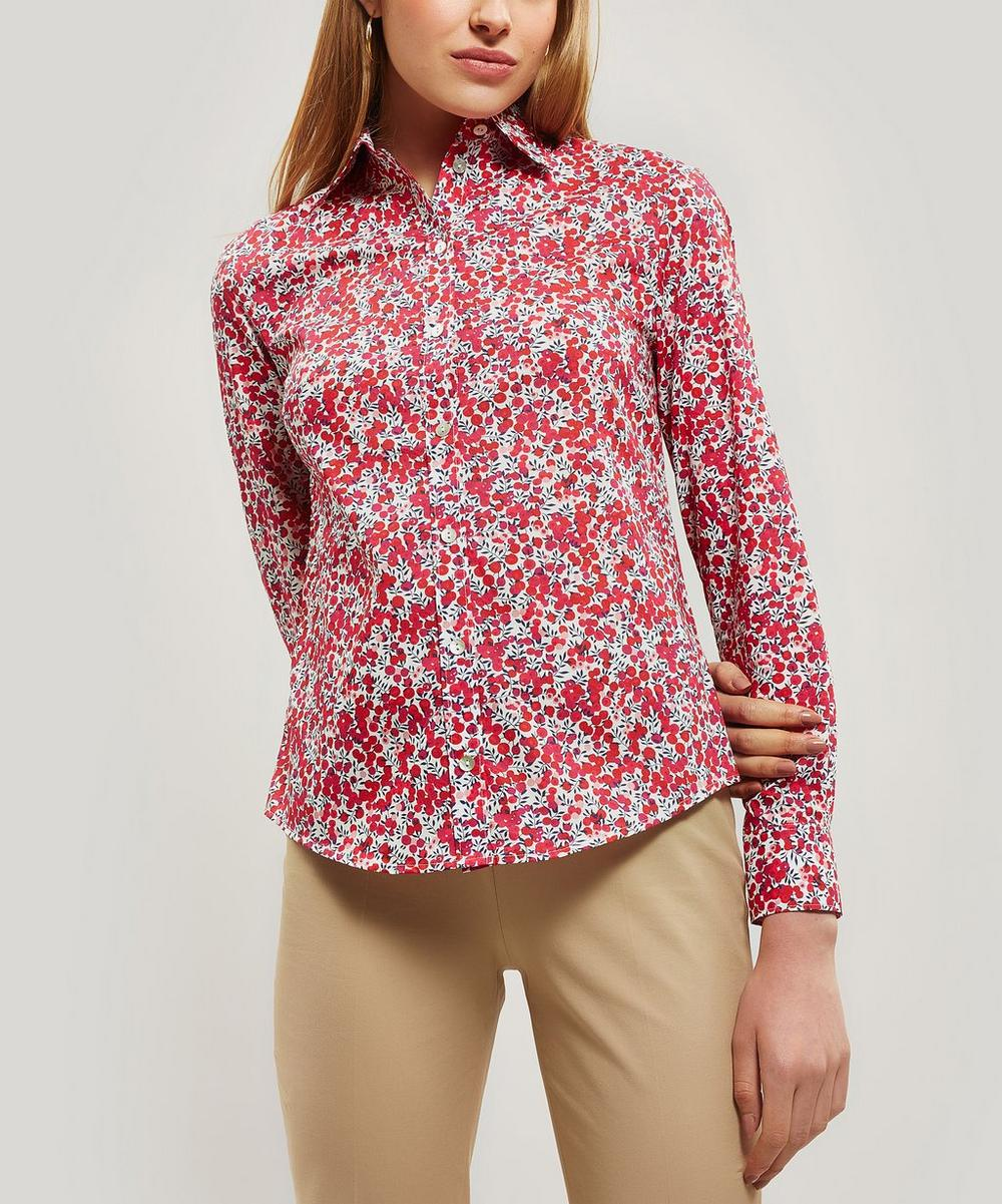Liberty - Wiltshire Tana Lawn™ Cotton Camilla Shirt