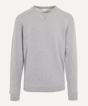 Long Sleeve Cotton Sweatshirt
