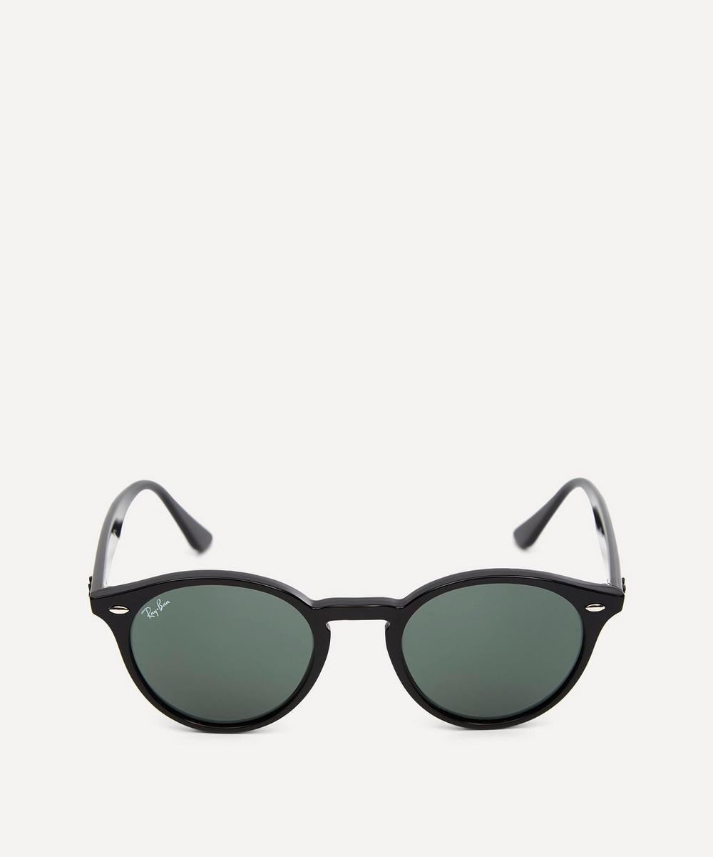 Ray-Ban - Round Acetate Sunglasses