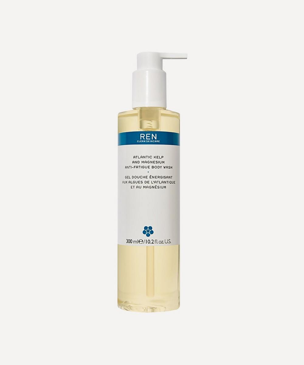REN Clean Skincare - Atlantic Kelp and Magnesium Anti-Fatigue Body Wash 300ml