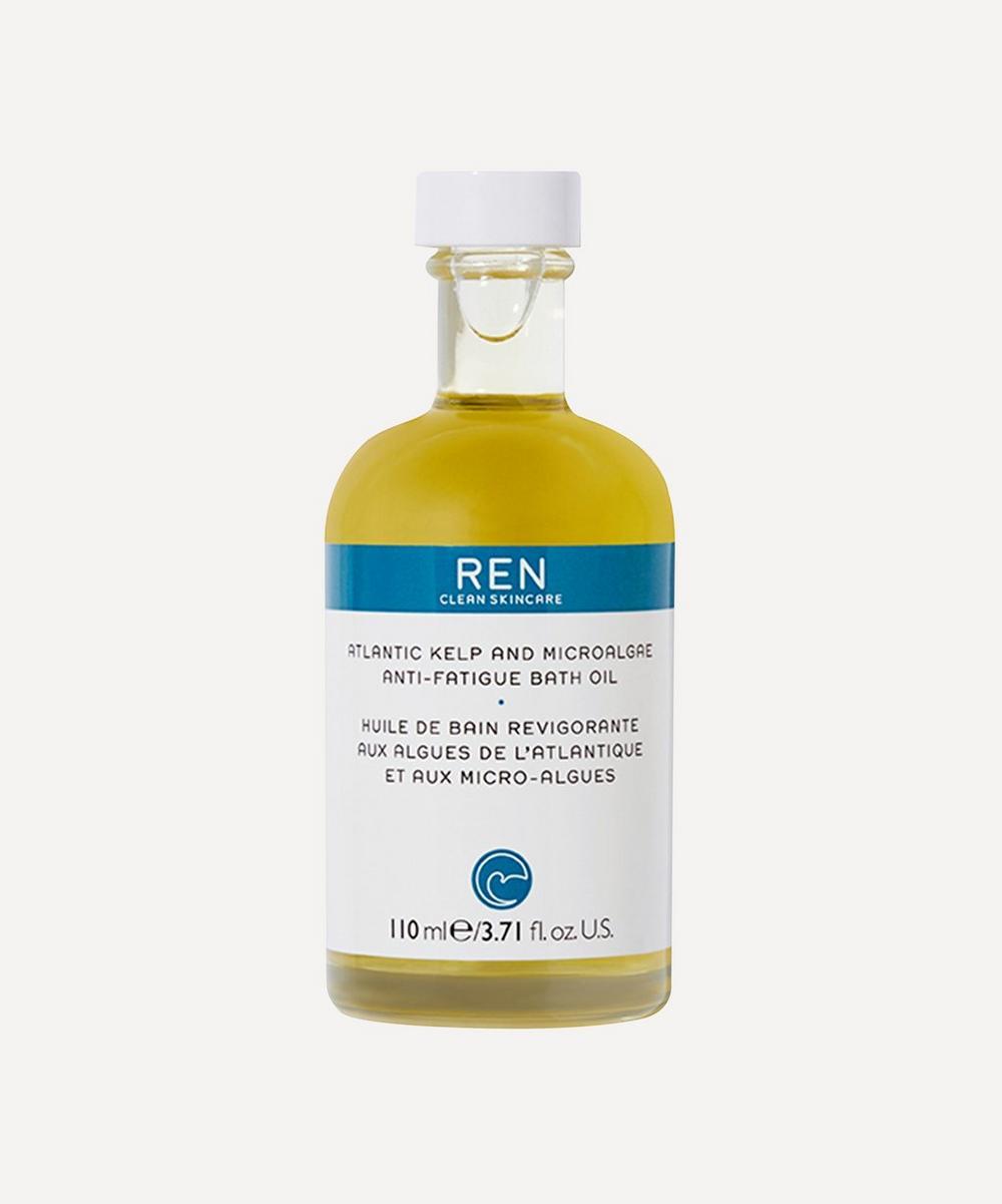 REN Clean Skincare - Atlantic Kelp and Microalgae Anti-Fatigue Bath Oil 110ml