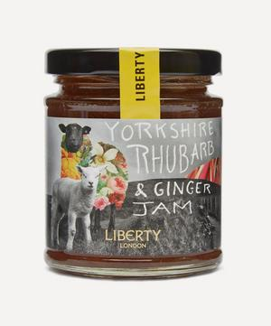 Yorkshire Rhubarb and Ginger Jam 227g