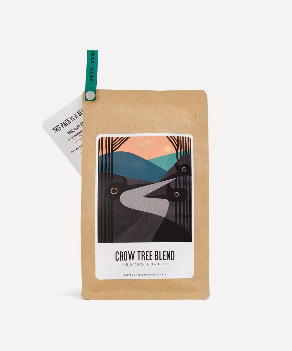 Liberty - Crow Tree Blend Ground Coffee 250g