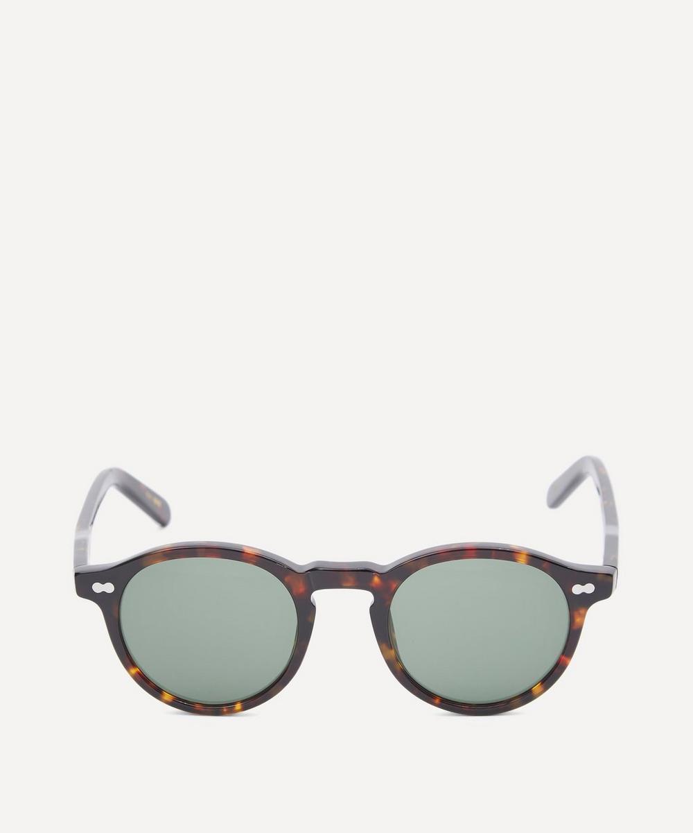 Moscot - Miltzen Tortoise Sunglasses