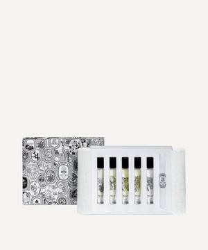 Eau de Toilette Holiday Set 5 x 7.5ml