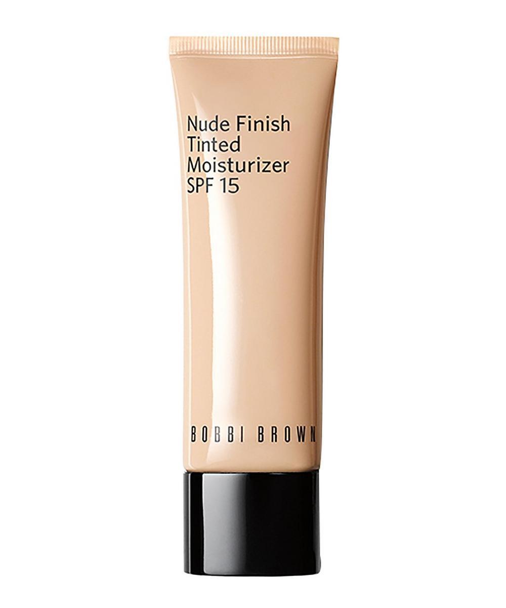 Bobbi Brown - Nude Finish Tinted Moisturiser SPF 15