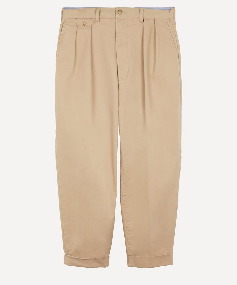 Beams Plus - Exclusive 2 Pleat Chino Trousers
