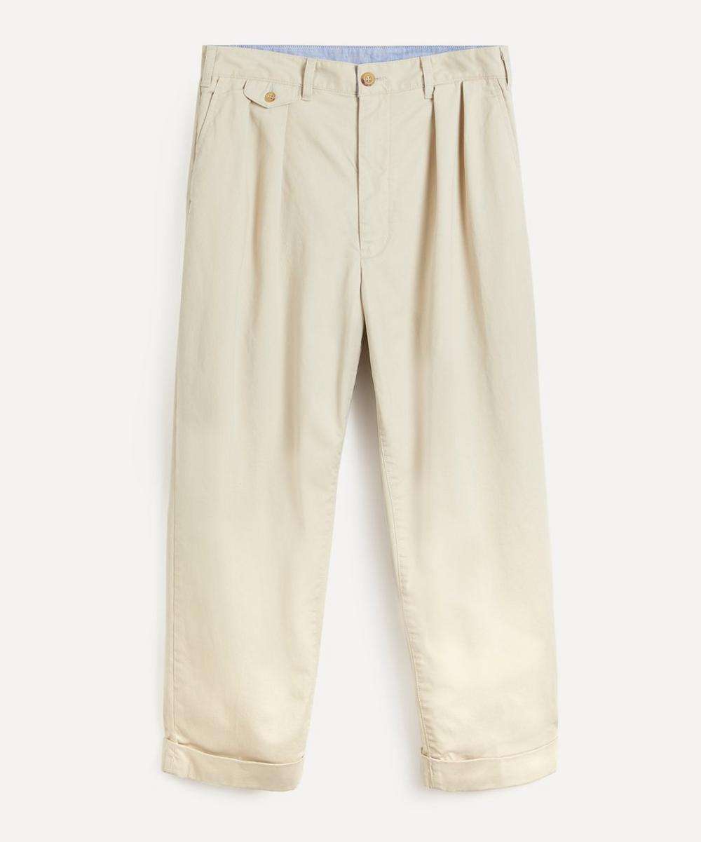 Beams Plus - Exclusive Pleated Chino Trousers