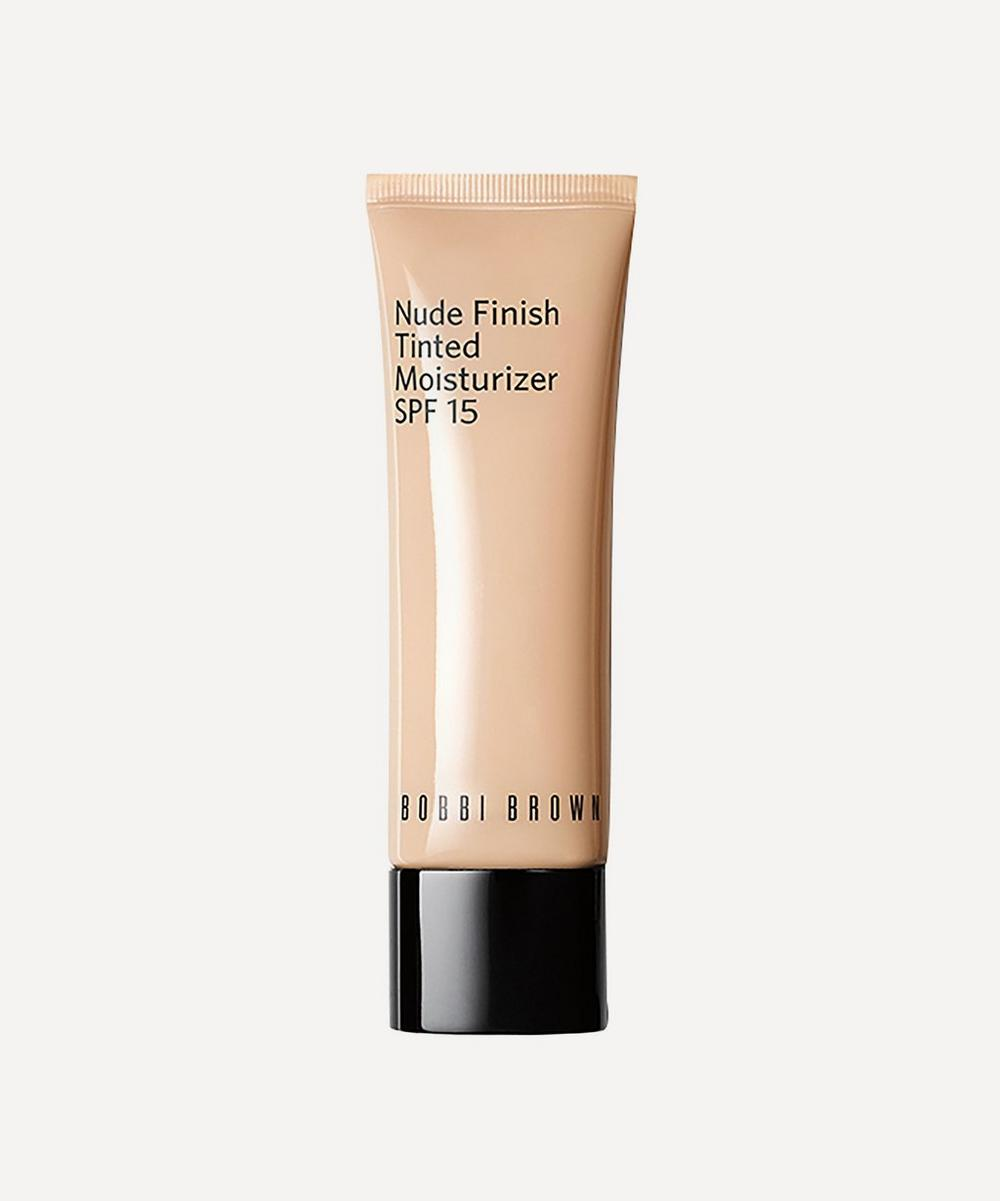 Bobbi Brown - Nude Finish Tinted Moisturiser SPF 15