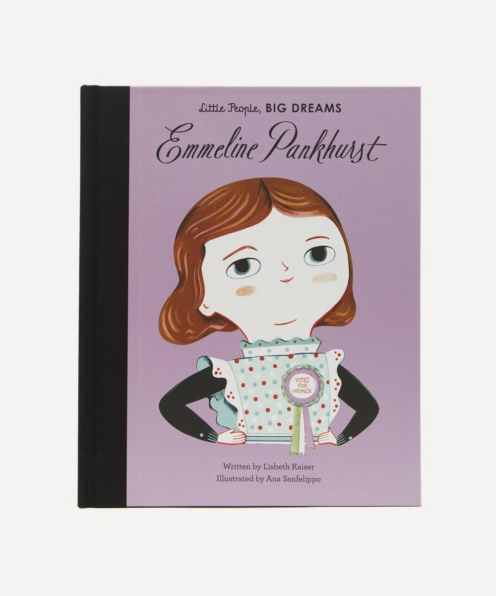 Bookspeed - Little People Big Dreams Emmeline Pankhurst