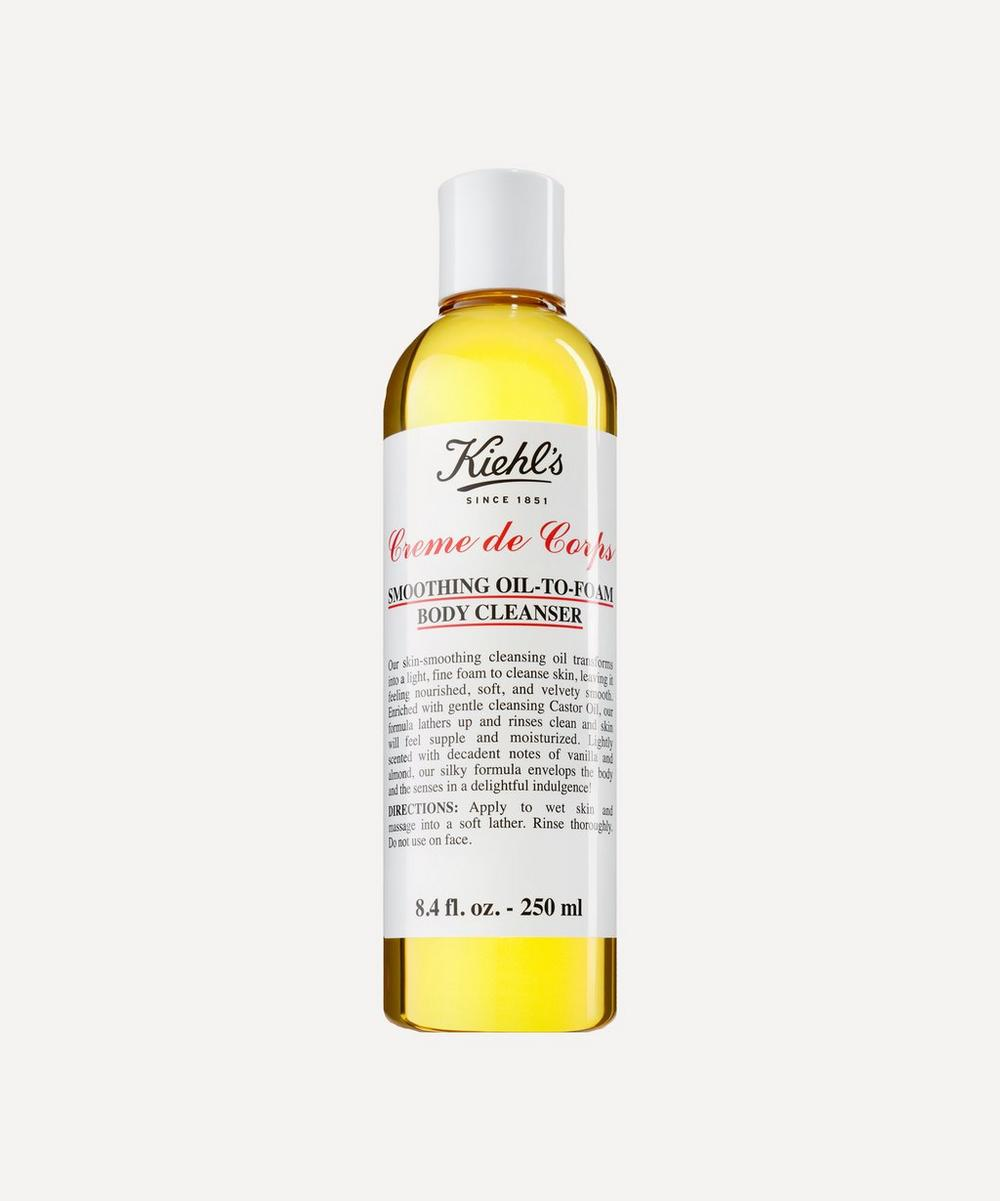 Kiehl's - Crème de Corps Smoothing Oil-to-Foam Body Cleanser 250ml
