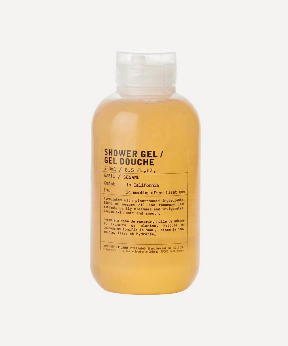 Le Labo - Basil Shower Gel 250ml