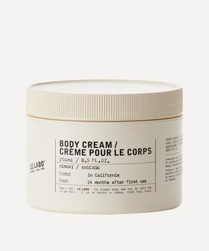 Body Cream 250ml