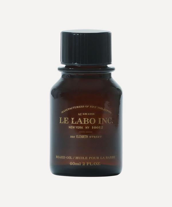 Le Labo - Beard Oil 60ml