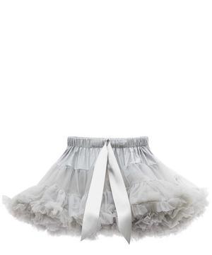 Pale Grey Tutu Skirt 2-8 Years