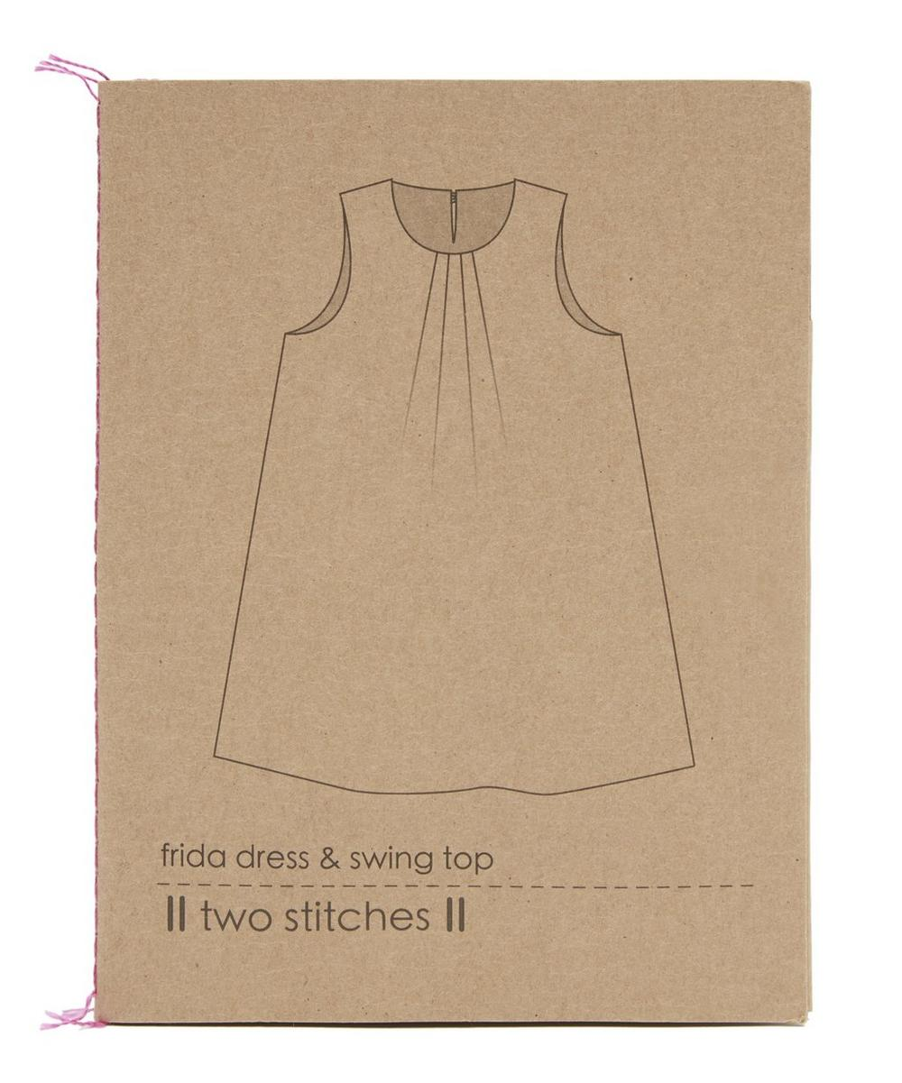 Two Stitches - Frida Dress and Swing Top Pattern