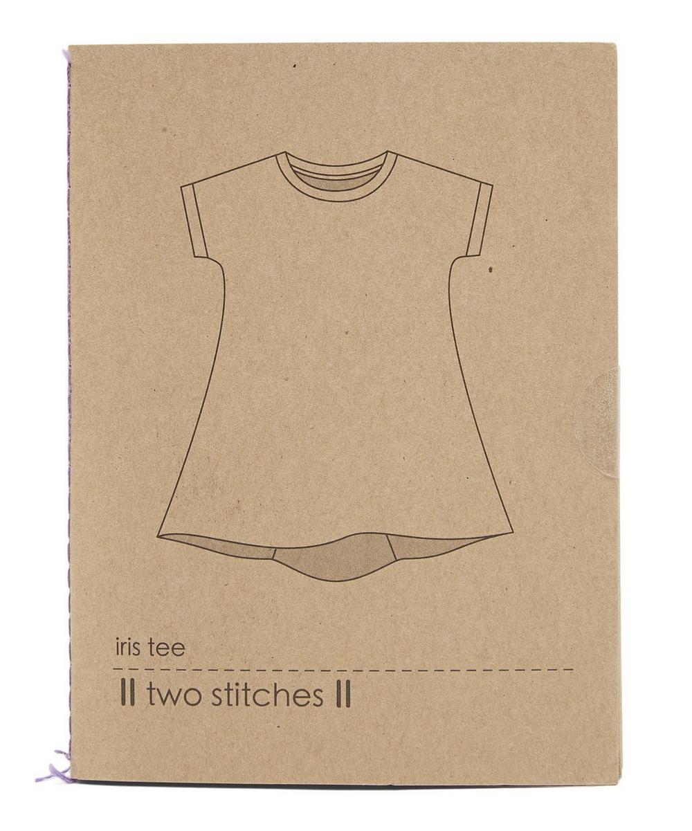 Two Stitches - Iris Tunic Tee Pattern