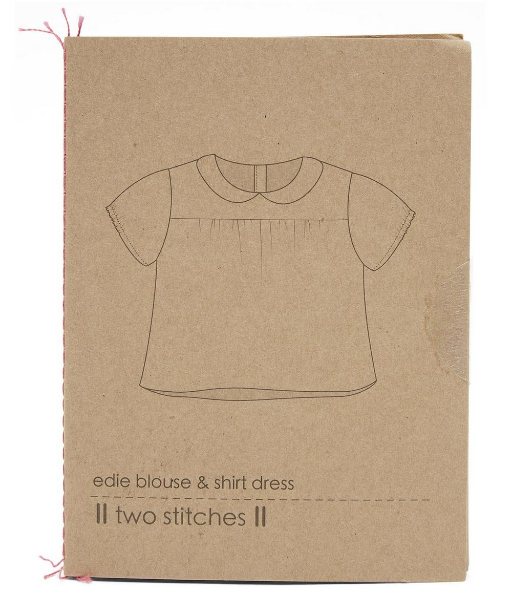 Two Stitches - Edie Blouse and Shirt Dress Pattern
