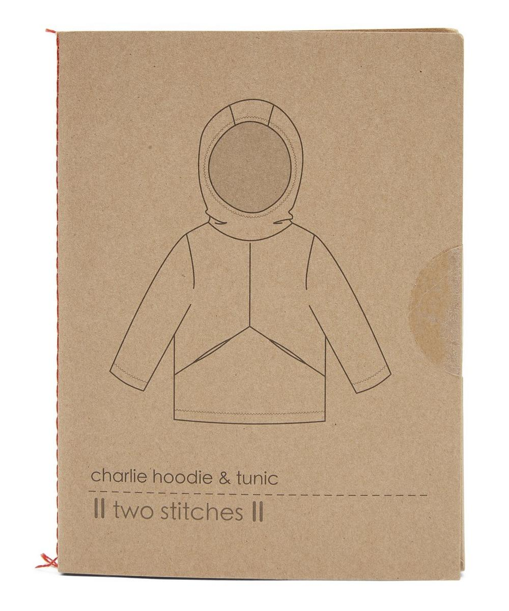 Two Stitches - Charlie Hoodie and Tunic Pattern